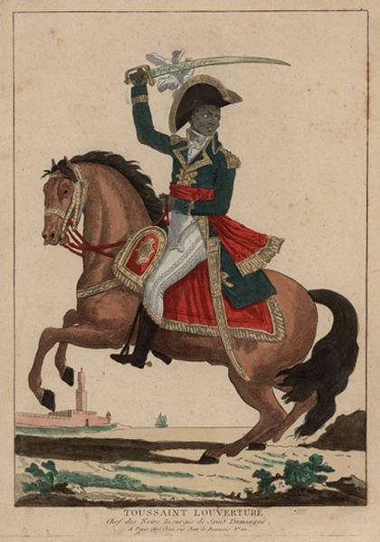 Toussaint Louverture.