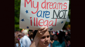 Photo d'une « dreamer ». Crédits : Shutterstock.
