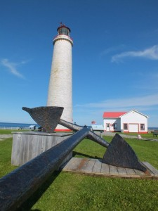 Phare Cap-des-Rosiers, Gaspésie. Crédits : Véronique Dupuis