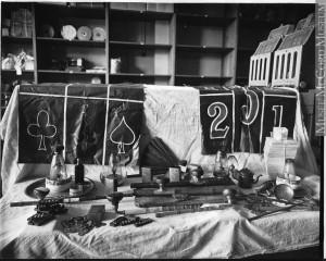Attirail de drogue et de jeu, 1924 (?), Anonyme, MP-0000.587.72, Musée McCord,